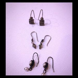 Jewelry - Earring Bundle Of 3